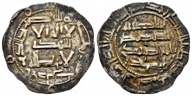 Independent Emirate. Al Hakam I. Dirham. 206 H. Al-Andalus. (Vives-120). Ag. 1,97 g. VF. Est...65,00. 