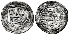 Independent Emirate. Abd Al-Rahman II. Dirham. 219 H. Al-Andalus. (Vives-unlisted). Ag. 2,47 g. Choice VF. Est...75,00. 