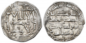 Independent Emirate. Abd Al-Rahman II. Dirham. 221 H. Al-Andalus. (Vives-160). (Miles-112d). Ag. 2,37 g. VF. Est...35,00. 