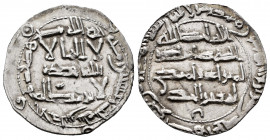 Independent Emirate. Abd Al-Rahman II. Dirham. 223 H. Al-Andalus. (Vives-167). (Miles-115e). Ag. 2,38 g. Choice VF. Est...60,00. 
