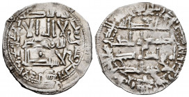 Independent Emirate. Abd Al-Rahman II. Dirham. 224 H. Al-Andalus. (Vives-170). (Miles-116e). Ag. 2,46 g. Choice VF. Est...45,00. 