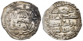 Independent Emirate. Abd Al-Rahman II. Dirham. 226 H. Al-Andalus. (Vives-179). (Miles-118). Ag. 2,44 g. Choice VF. Est...50,00. 