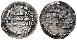 Independent Emirate. Abd Al-Rahman II. Dirham. 234 H. Al-Andalus. (Vives-205). Ag. 2,36 g. Almost VF. Est...40,00. 