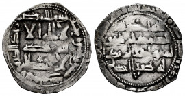 Independent Emirate. Abd Al-Rahman II. Dirham. 237 H. Al-Andalus. (Vives-214 var). Ag. 2,26 g. Almost VF. Est...60,00. 