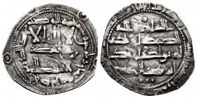 Independent Emirate. Abd Al-Rahman II. Dirham. 238 H. Al-Andalus. (Vives-238). Ag. 2,30 g. Almost VF. Est...50,00. 