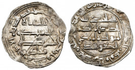 Independent Emirate. Muhammad I. Dirham. 241 H. Al-Andalus. (Vives-240). (Miles-133). Ag. 2,41 g. Choice VF/VF. Est...40,00. 