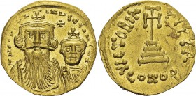 Constans II (641-668)