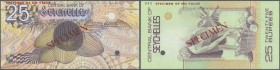 Seychelles: 25 Rupees ND Specimen Proof P. 29s in condition: UNC.