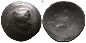 Eastern Europe. Imitations of Alexander III and his successors circa 200-100 BC. Tetradrachm AR