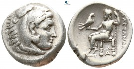 Kings of Macedon. Side. Philip III Arrhidaeus 323-317 BC. Drachm AR