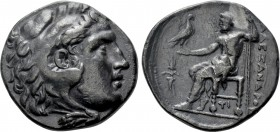 KINGS OF MACEDON. Alexander III 'the Great' (336-323 BC). Tetradrachm. Uncertain mint in the Peloponnesos.