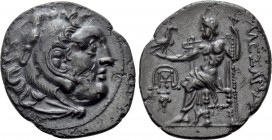 KINGS OF MACEDON. Alexander III 'the Great' (336-323 BC). Drachm. Chios.