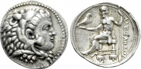 KINGS OF MACEDON. Alexander III 'the Great' (336-323 BC). Tetradrachm. Tyre. Dated RY 35 of Azemilkos (315/4 BC).