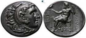 "Kings of Macedon. Possibly Erythrai. Alexander III ""the Great"" 336-323 BC. Possilby struck circa 290-275 BC. Tetradrachm AR"