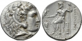 KINGS OF MACEDON. Alexander III 'the Great' (336-323 BC). Tetradrachm. 'Babylon'.