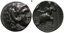 Kings of Macedon. Babylon. Antigonos I Monophthalmos 320-301 BC. As Strategos of Asia, 320-306/5 BC. Struck under Peithon, circa 315-311 BC. Tetradrac...