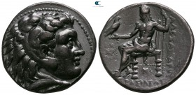 "Kings of Macedon. Babylon. Alexander III ""the Great"" 336-323 BC. Struck circa 311-305 BC. Tetradrachm AR"