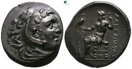 "Kings of Macedon. Erythrai. Alexander III ""the Great"" 336-323 BC. Struck circa 290-275 BC. Tetradrachm AR"