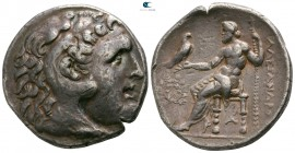 "Kings of Macedon. Uncertain Eastern Mint. Alexander III ""the Great"" 336-323 BC. Tetradrachm AR"