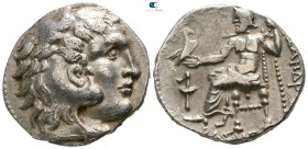 "Kings of Macedon. Uncertain eastern mint. Alexander III ""the Great"" 336-323 BC. Struck circa 325-300 BC. Tetradrachm AR"