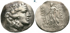 Islands off Thrace. Thasos circa 150-140 BC. Tetradrachm AR