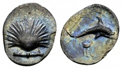 Tarentum AR Litra, c. 280-228 BC 