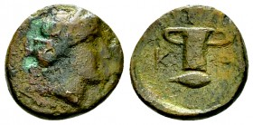 Kersobleptes AE12, rare 