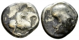 Corinth AR Stater, c. 500 BC 