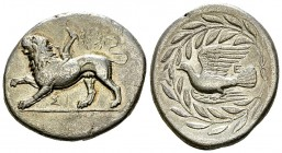 Sicyon AR Stater, c. 340s BC 