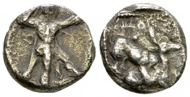 Kition AR 1/3 Stater, c. 425-400 BC 