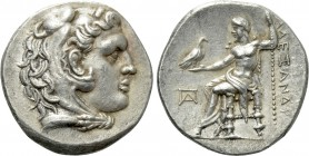 KINGS OF MACEDON. Alexander III 'the Great' (336-323 BC). Drachms. Uncertain mint in Greece.