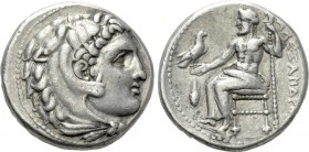 KINGS OF MACEDON. Alexander III 'the Great' (336-323 BC). Tetradrachm. Miletos.