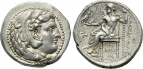 KINGS OF MACEDON. Alexander III 'the Great' (336-323 BC). Tetradrachm. Babylon. Lifetime issue.