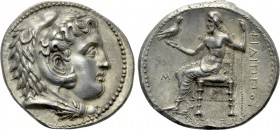 KINGS OF MACEDON. Philip III Arrhidaios (323-317 BC). Tetradrachm. Babylon.