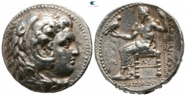 "Kings of Macedon. Babylon. Alexander III ""the Great"" circa 336-323 BC. Tetradrachm AR"