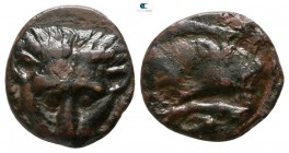 Kings of Macedon. Archelaos 36-17 BC. Bronze Æ