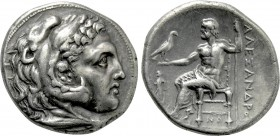 KINGS OF MACEDON. Alexander III 'the Great' (336-323 BC). Tetradrachm. Kallatis.