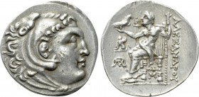 KINGS OF MACEDON. Alexander III 'the Great' (336-323 BC). Tetradrachm. Chios.