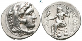 "Kings of Macedon. Tarsos. Alexander III ""the Great"" 336-323 BC. Tetradrachm AR"