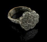 Ottoman Bronze Ring