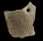 Roman Military Diploma