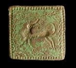 Early Medieval Plaque
