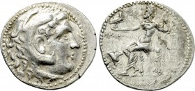 KINGS OF MACEDON. Alexander III 'the Great' (336-323 BC). Tetradrachm. Rhodes. Hephaistion, magistrate.