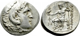 KINGS OF MACEDON. Alexander III 'the Great' (336-323 BC). Tetradrachm. Phaselis. Dated CY 25 (194/3 BC).