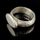 Medieval Silver Ring