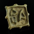 Byzantine Bread Stamp