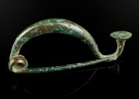 Greek Bow Fibula