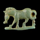 Roman Horse Brooch