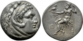 KINGS OF MACEDON. Alexander III 'the Great' (336-323 BC). Tetradrachm. Uncertain mint.