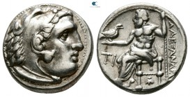 Kings of Macedon. Sardeis. Philip III Arrhidaeus 323-317 BC. In the name and types of Alexander III. Struck under Menander or Kleitos, circa 322-319/8...